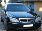 продам авто Mercedes S 350 S-klasse (W220)