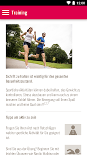 PSORIapp Haut & Gelenke Check Screenshot