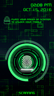 Fingerprint Lock Screen Prank APK for Bluestacks