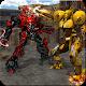Futuristic Robot Fight