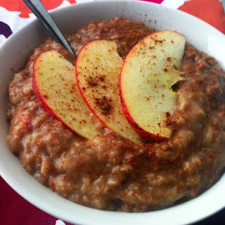 Apple Cinnamon Oatmeal Honey Recipes
