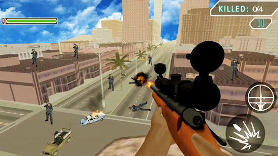 Duty Commando Army shooting!- screenshot thumbnail