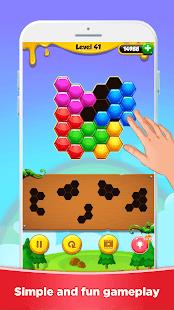 Hexa Puzzle - Block Puzzle Master for pc