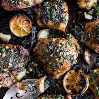 Baked Garlic Butter Chicken Thighs Recipes