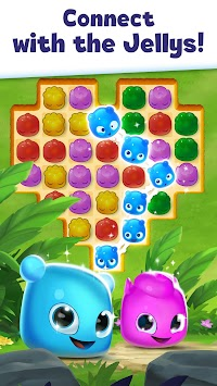 Jelly Splash - Line Match 3 APK screenshot thumbnail 1