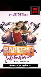 RADIO247FM.ro - screenshot
