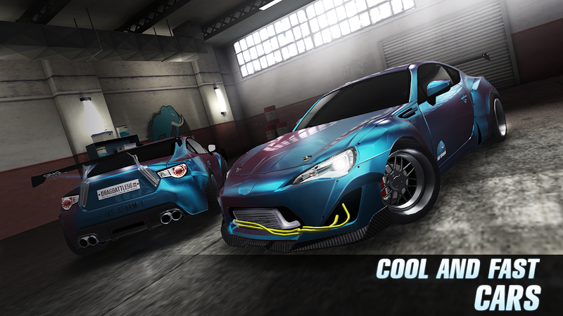 Drag Battle Racing Screenshot 6