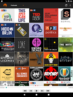 Metapod - Podcast Manager Screenshot