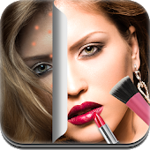 Face Make Up Selfie Editor
