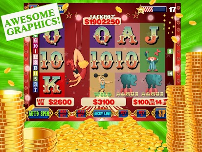 Circus Slots - screenshot