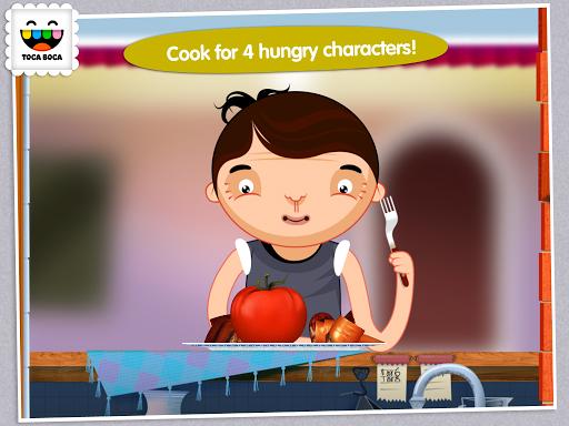 Toca Kitchen screenshot 5