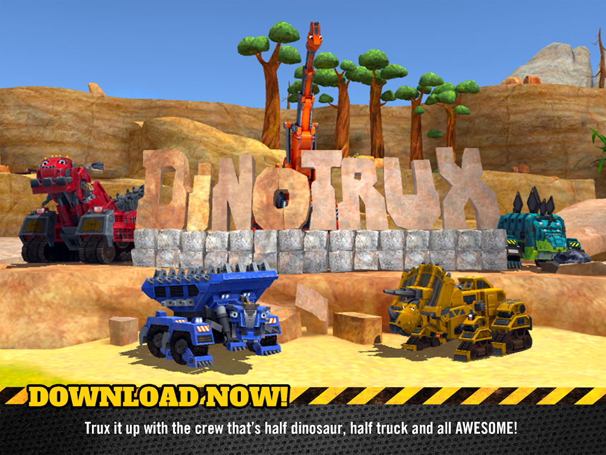 DINOTRUX Screenshot 9