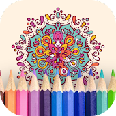 App Coloring Book for Adults APK for Kindle