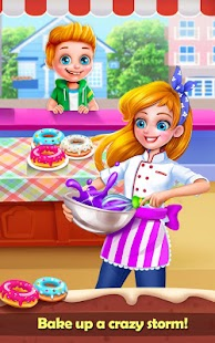 Free Download My Sweet Bakery Shop APK for Samsung