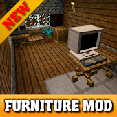 App Furniture mods for MCPE apk for kindle fire