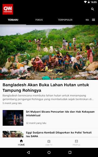 CNN Indonesia - Latest News screenshot 6