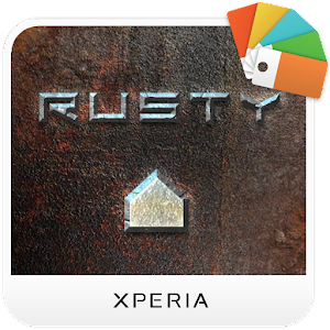 XPERIA™ Rusty Theme