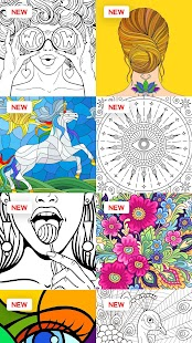 No.Paint - Relaxing Coloring games for pc