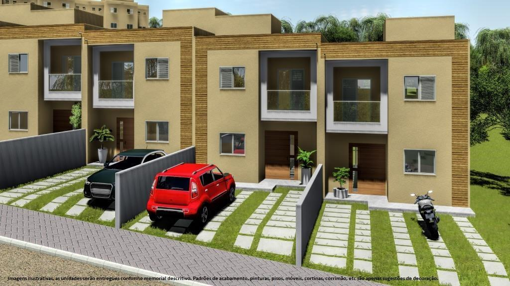 Casa em condomínio à Venda - Parque Rizzo II