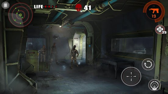Zombie Empire- Left to survive in the doom city