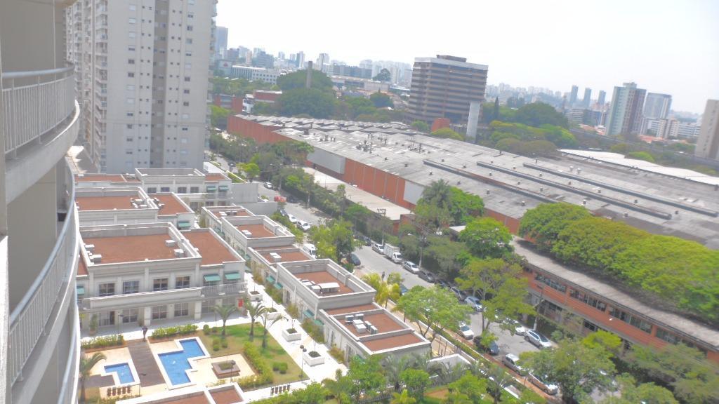 Sala, Chácara Santo Antônio (zona Sul), São Paulo (CJ0756) - Foto 13