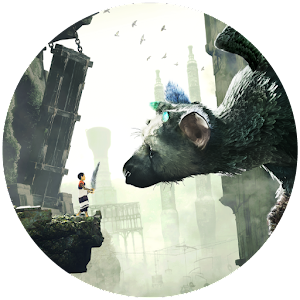The Last Guardian Sticker Pack Icon