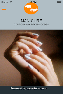 Manicure Coupons - I'm In! - screenshot