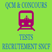 App QCM && TESTS RECRUTEMENT SNCF APK for Windows Phone