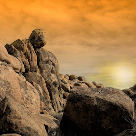 by Rick Nova - Landscapes Deserts