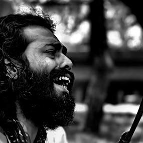 by Biraj Dutta - People Portraits of Men (  )