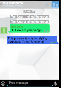 Ryft Chat - screenshot