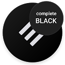 Swift Black Substratum Theme +Oreo & Samsung theme