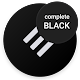 Swift Black Substratum Theme +Oreo & Samsung theme APK