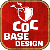 APK App Town Hall Base Design for COC for iOS