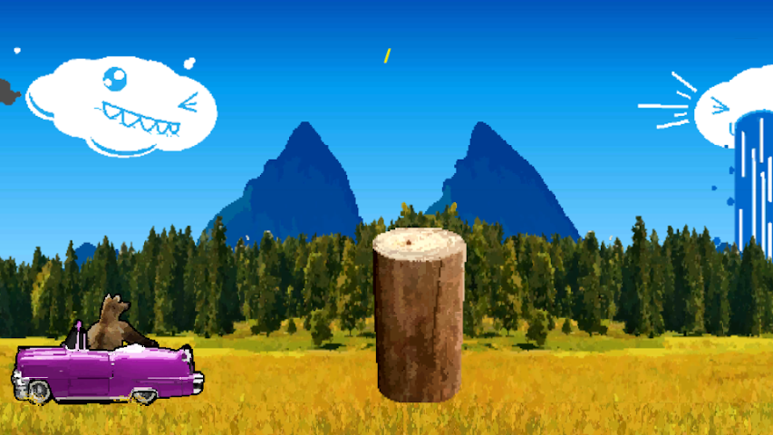 android Run,  Run! Alpes Run! Screenshot 4