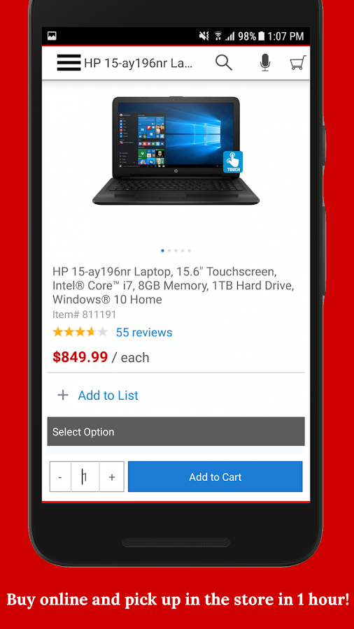 Office Depot®- Rewards & Deals on Office Supplies- screenshot
