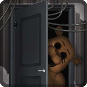 Animatronic Horror Doors