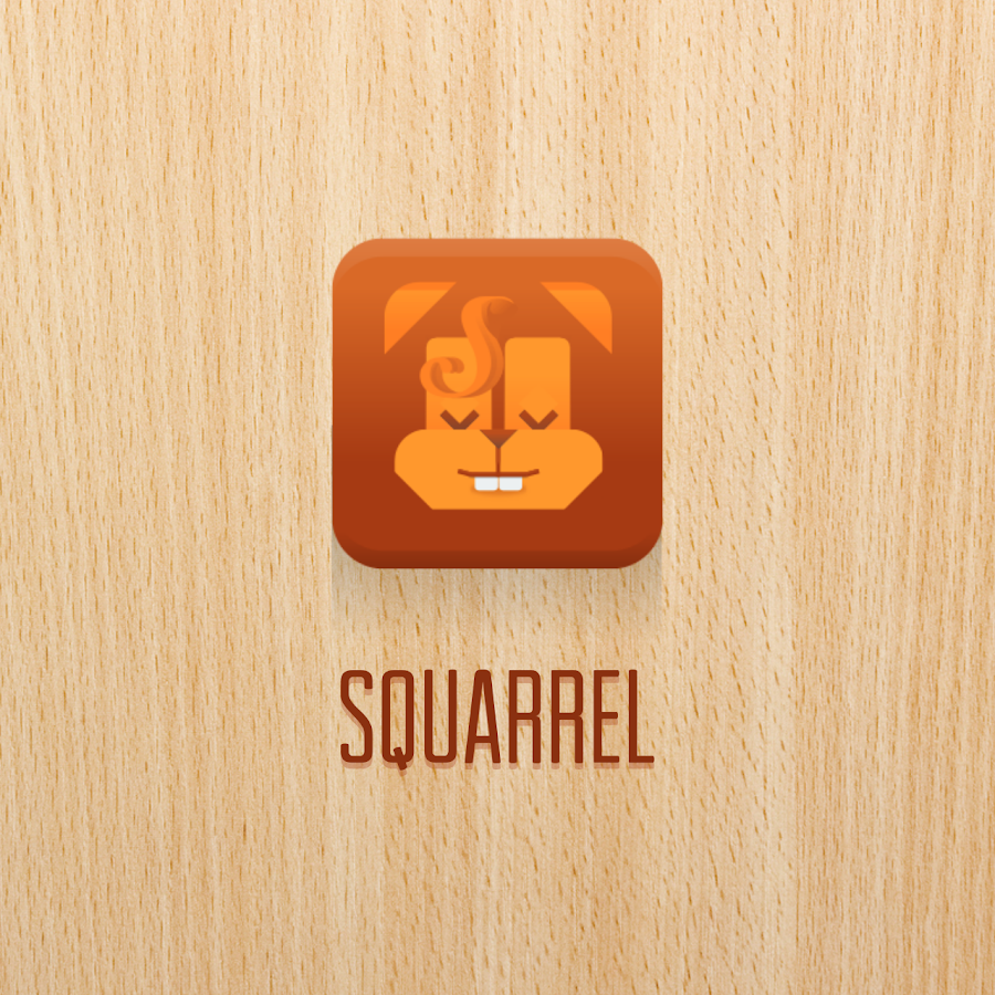 Squarrel Icon Pack Screenshot 12