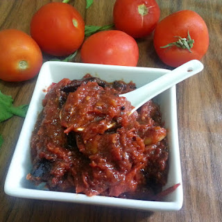 Tomato Chutney Recipe-How to make Tomato Chutney
