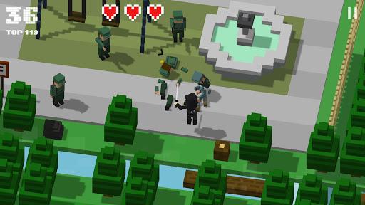 Crossy Heroes: Avengers of Smashy City screenshot 2