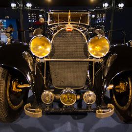 Bugatti by Stanley P. - Transportation Automobiles