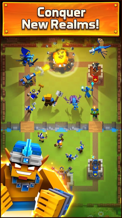 Royale Clans – Clash of Wars Screenshot 3