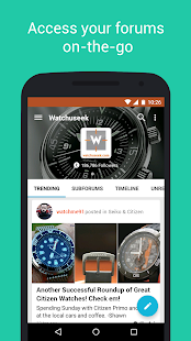 Tapatalk – 100,000+ Forums Black & White Edition (VIP Mod, Ad Free) v6.0.9 APK