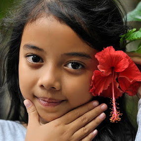 Smile of kid by Ian Bismarkia - Babies & Children Child Portraits