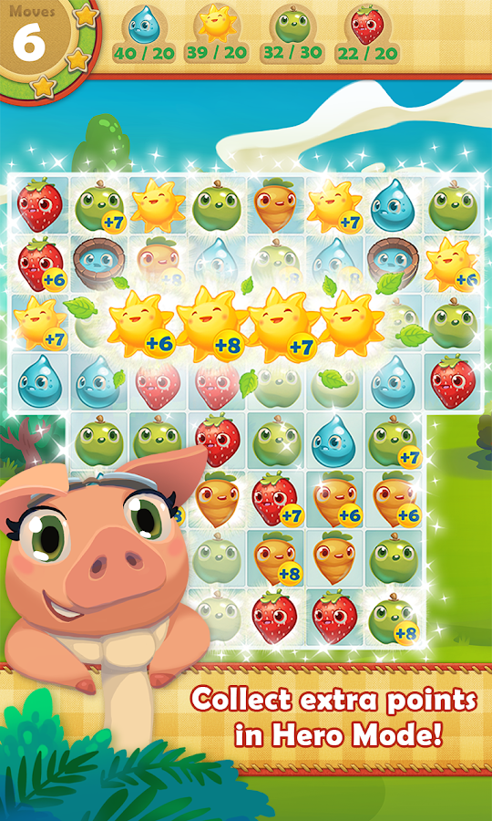 Farm Heroes Saga Screenshot 0