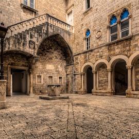 by Bojan Bilas - City,  Street & Park  Historic Districts