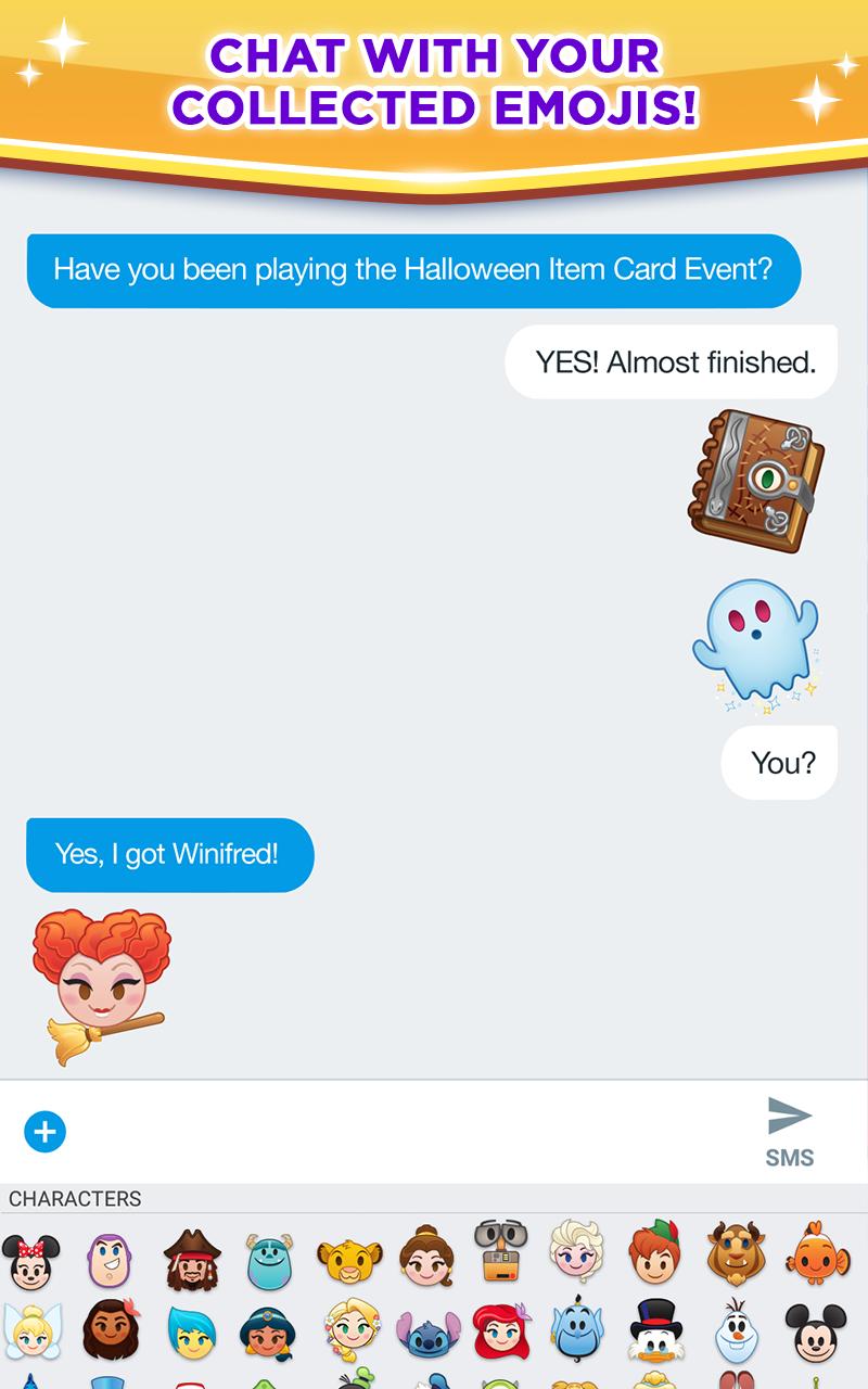 Disney Emoji Blitz Screenshot 1
