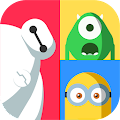Game Iconic - Guess Character Quiz - Pics Trivia Game apk for kindle fire
