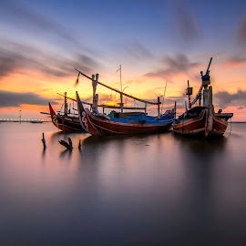 Trio by Dek Seplo - Transportation Boats