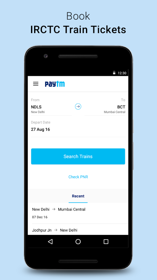Recharge, Bill Pay & Wallet Screenshot 2